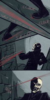 Dishonored: Caught. by Hizoku-no-Oni
