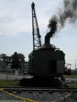 Steam Crane by 426maxwedgie