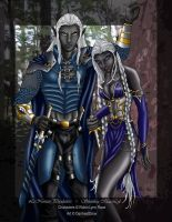 Surface Drow by DarrkestDrow