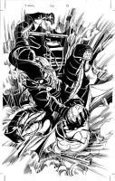 Thunderbolts120 Page 11 Pencil by MikeDeodatoJr