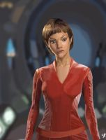 T'Pol by The-Quoi