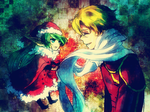 Merry  X'mas by Yeale