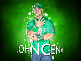 John Cena Wallpaper by TeamBringIt