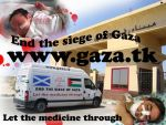 Medics to Gaza by bokseri