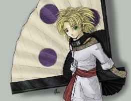 Temari-colored by MobileSuitGio