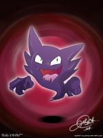 Doomy Haunter by super-tuler