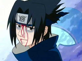 Sasuke beat up by fujikawarenji