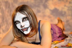 Sexy Juggalette Kelleigh 030 by MichaelGBrown