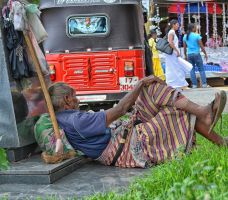 Road sweepers siesta. SL by jennystokes