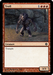 Troll - Magic: the Gathering, ESO Style by Whisper292