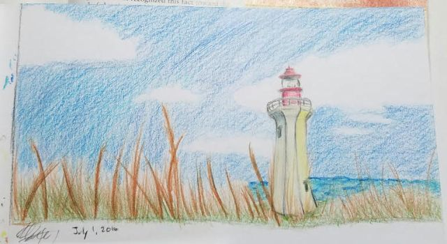 Another Light house by HopeRider