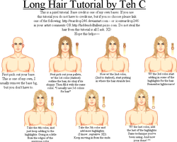 Long Hair Pixel Tutorial by teardrop246