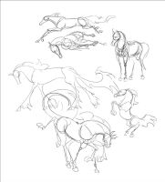 Sketches by Everland-Stables