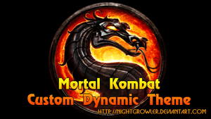 MortalKombat PS3 Dynamic Theme by nightgrowler