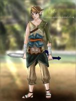 Link of Ordon .:Color:. by soPWNEDXcore
