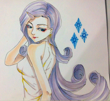 Rarity by allvalentineII