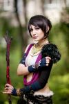 Morrigan - Come Along by The-Kirana