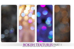 Bokeh Textures 1 by Resources-fantasy