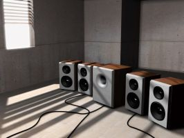 speakers by saberrider