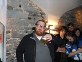 Jesse Cox The Beer Master ! by Zillaa