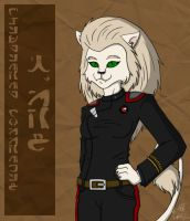 Moskau Enlisted - LtCmdr K'Mar by The-Caretaker