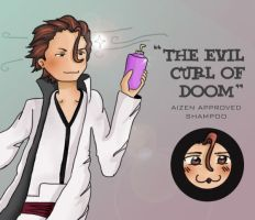 Sexy Aizen's hair need.. by YaYaOo