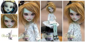 MH Frankie repaint #15 ~Lizzie~ by RogueLively