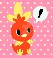 - Torchic PKMN Time - by AceAttorneygirl