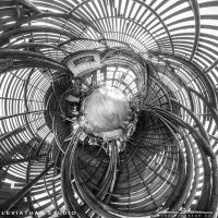 Leviathan Studio - Little Planet [BW] by Lasqueti-Ronnie