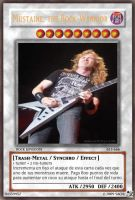 Dave Mustaine Monster xD by akuma119