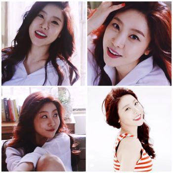 #203 Photopack Sojin by hyunasociu