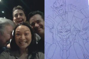 TFP: Real transformers by KasugaBee