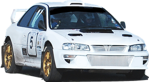 Rally Car PNG.. by WelshDragonStockNArt