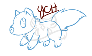 Blob YCH [OPEN] 10 Slots! by WhiteTigerGinger
