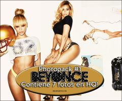 ~Beyonce photopack #1 by believebitch