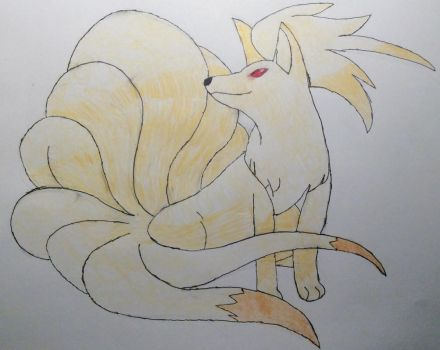 Ninetales by Car-lover33