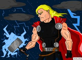JoeProCEO's Thor by JoeProCeo