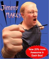 Jimmy Flakes ID by JimTheCactus