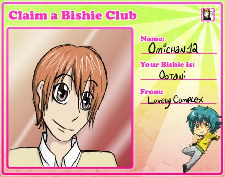 Claim a Bishie by omichan12