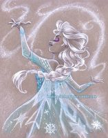 Elsa by briannacherrygarcia