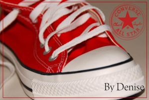 Red All Star by MsSister