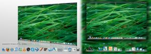 Leopard Dock for Windows XP by andoruhaku