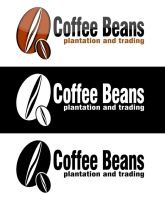 Coffee Beans Logo by haadesm