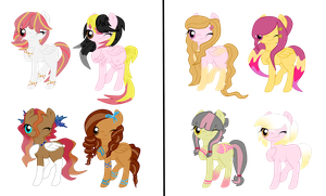 Mares For Sarahhostevig by HeartRoyali