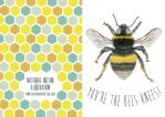 You're The Bee's Knees Card Design by NatashaHutton