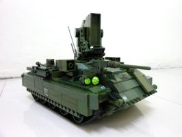 Lego Prism Tank (RA2) 2 by SOS101