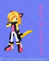 .:COMM:. Izary The Angel Cat by Viannelly-Shoorare
