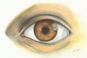 My Eye.. by Dizraeli