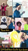 tragic cooking backstory by Lucabyte