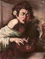 Caravaggio, awwww yissss by Changinghand